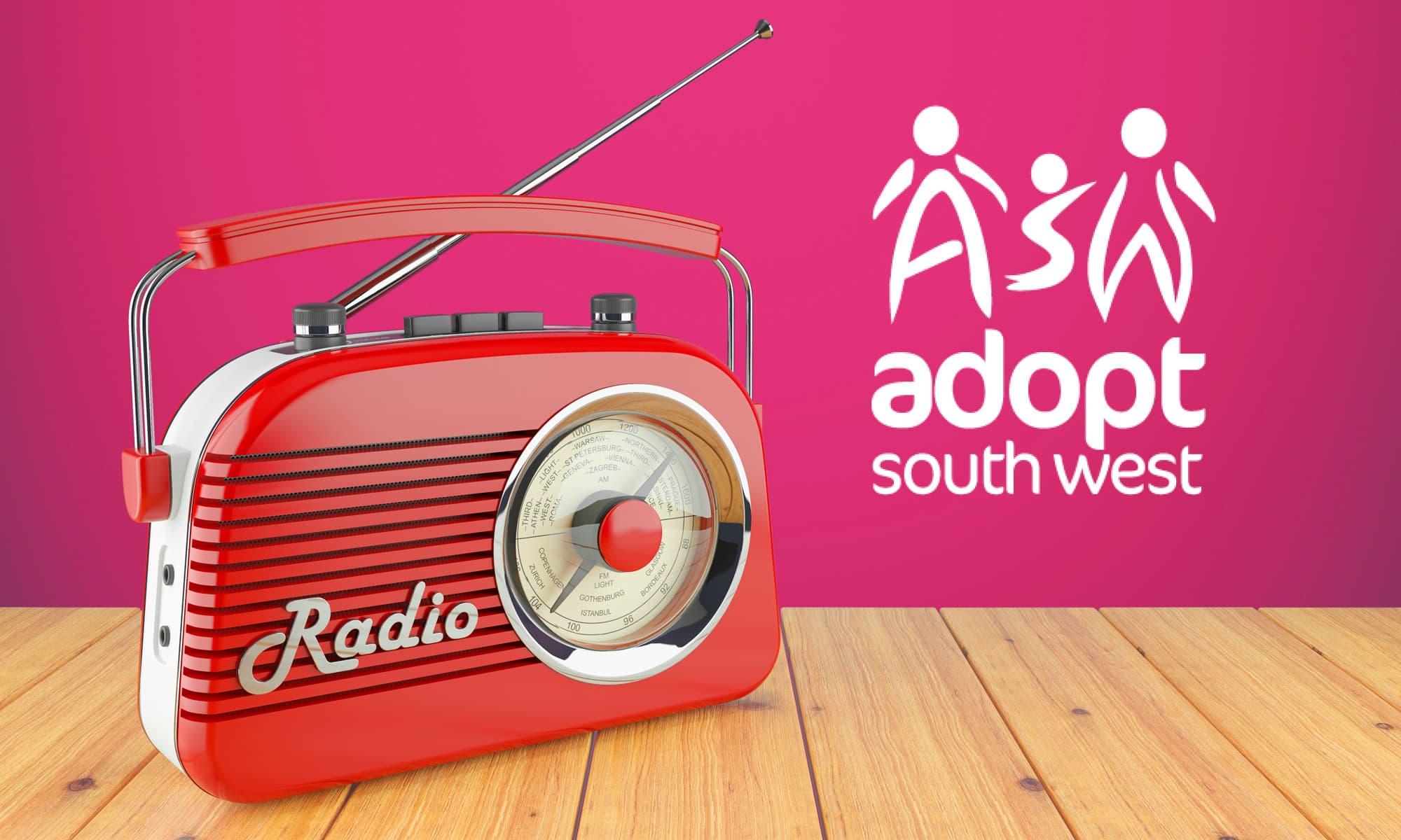 Adopt South West Radio Advert